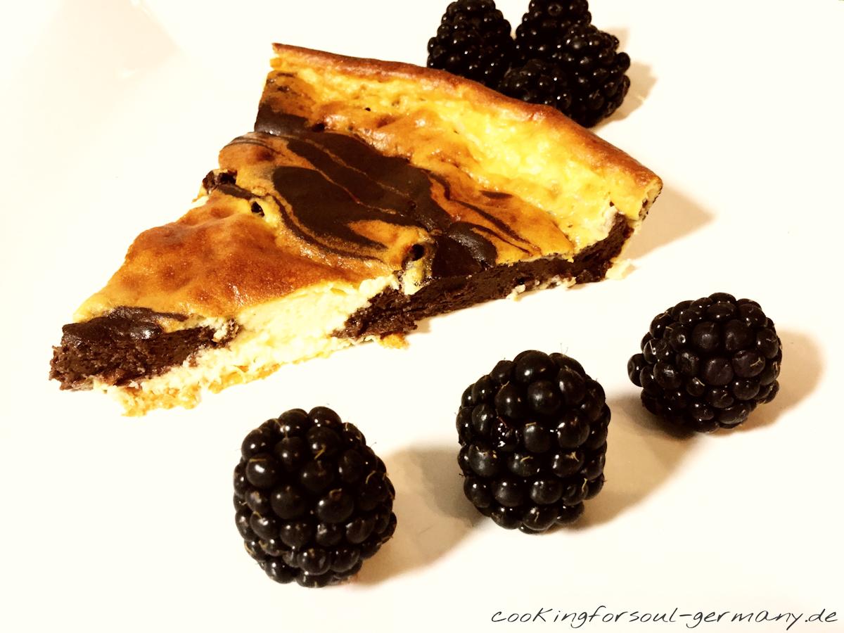 orangen schokoladen quark kuchen mit griechischem joghurt. Black Bedroom Furniture Sets. Home Design Ideas