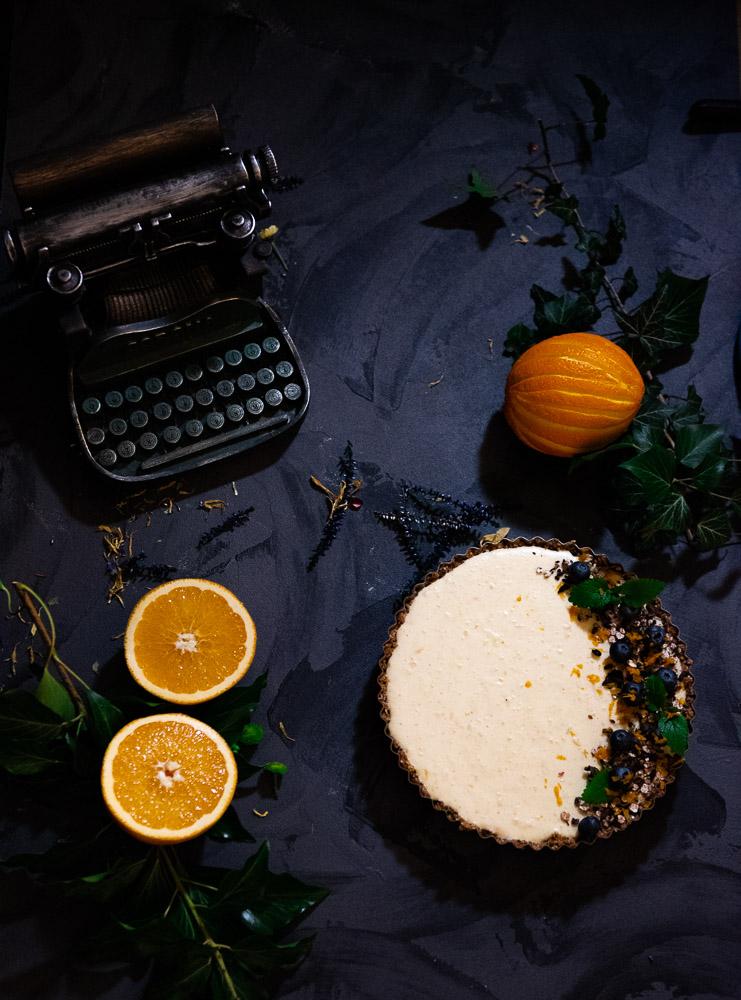 Orangen Frühstückskuchen