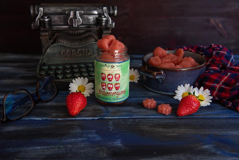 Erdbeeren Fruchtgummis